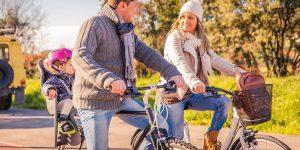 Komfort i ny cykelsits