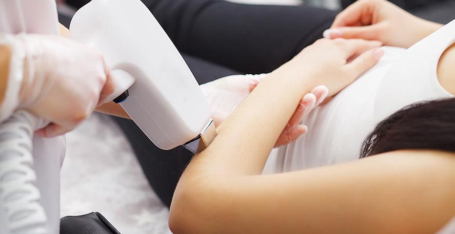 Vet mer om hårborttagning med laser i Stockholm